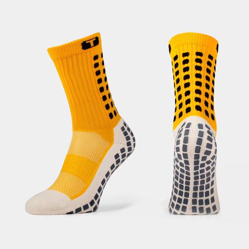 Mid Calf Cushion Crew Socks