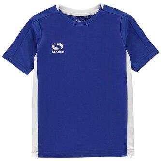 Fundamental Polo T Shirt Junior Boys