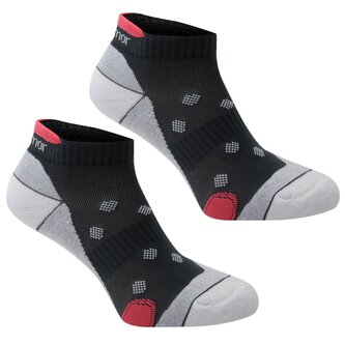 2 pack Running Socks Ladies