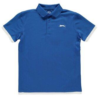 Court Polo Shirt Junior Boys