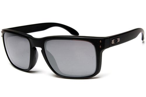 cb310a33f1 Oakley Holbrook OO9102-63 Matte Black Black Iridium Sunglasses