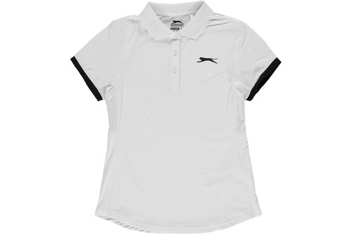 Court Polo Shirt Junior Girls