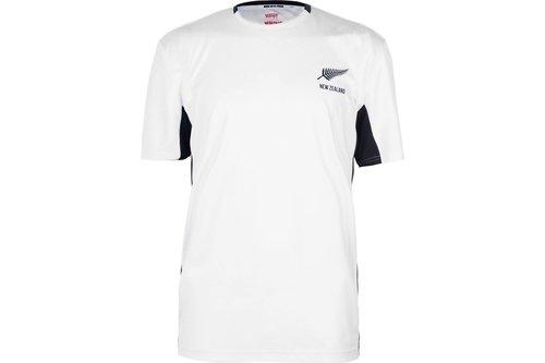 2019 New Zealand Poly T Shirt Mens