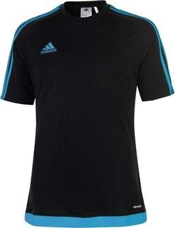 adidas 3 Stripe Sereno T Shirt Mens, £6.00