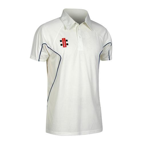 Storm Cricket Shirt Trimmed - Junior