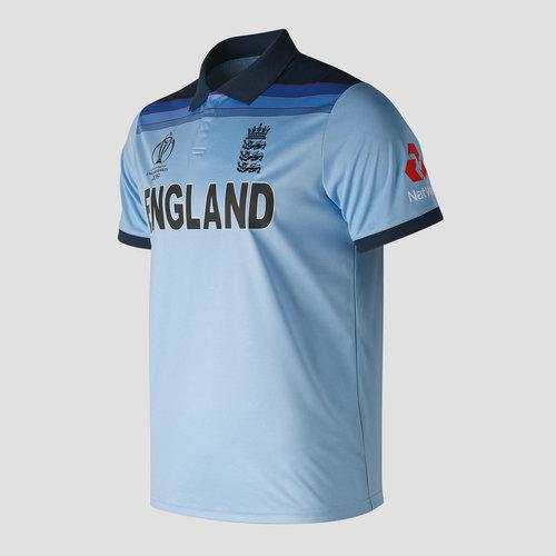 England Cricket WC19 Replica Shirt