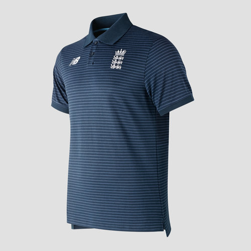 England Cricket WC19 Travel Polo Shirt