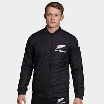 New Zealand All Blacks 2020 Supporters Stadium Jacket