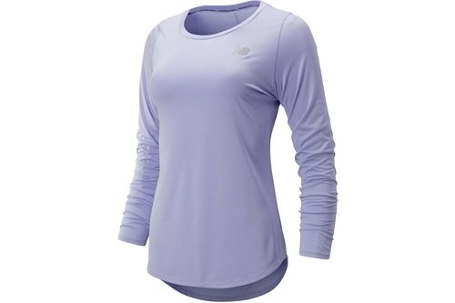 Accelerate Long Sleeve T Shirt Ladies