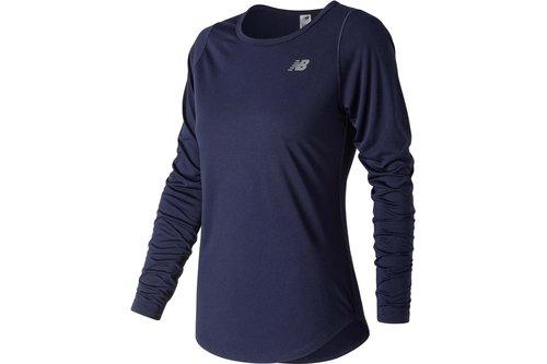 Accelerate Long Sleeve T Shirt Ladies