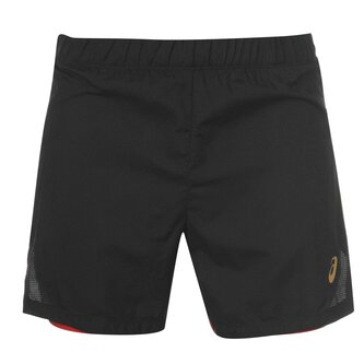 Cool 2 In 1 Running Shorts Mens