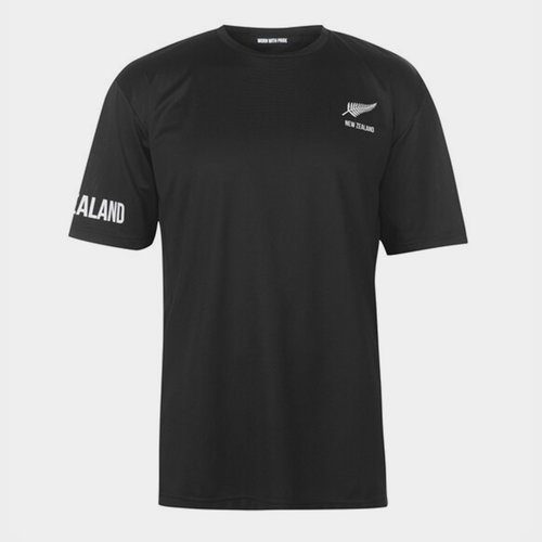 Poly T Shirt Mens