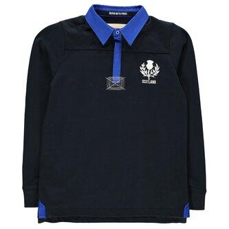 2019 Long Sleeve Jersey Junior Boys