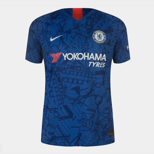 Chelsea 19/20 Home Vapor March S/S Football Shirt