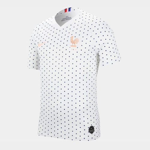 France Womens World Cup 2019 Away Shirt Ladies