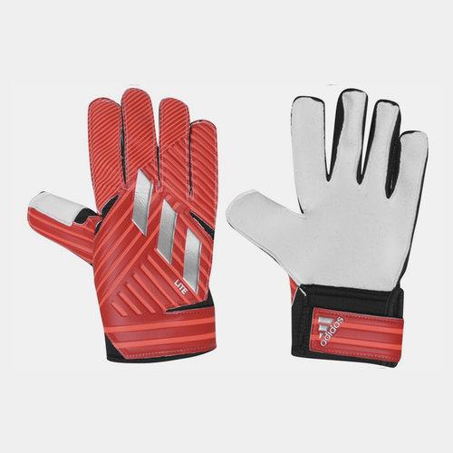 Nemeziz Lite Goalkeeper Gloves Active Red/Silver