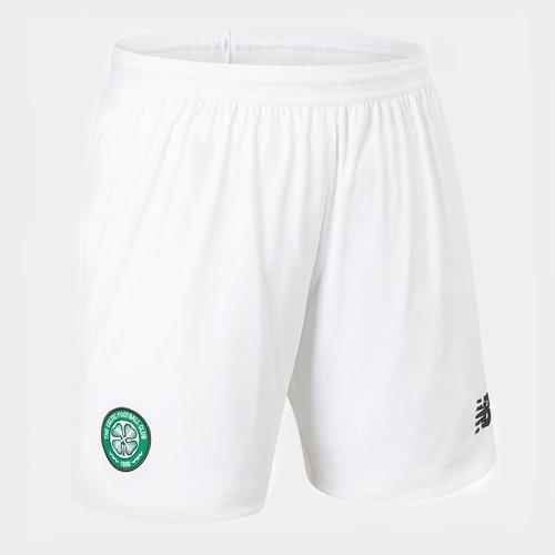 Celtic 19/20 Kids Home Football Shorts