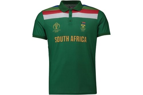 World Cup Retro Cricket Shirt Mens