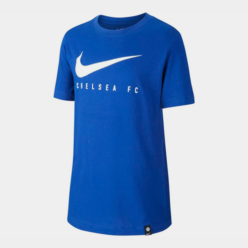 Chelsea Swoosh T-Shirt 2019 2020 Junior