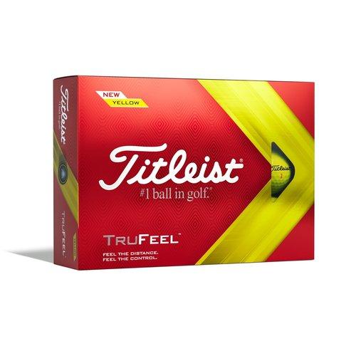 DT TruSoft 12 Pack Golf Balls