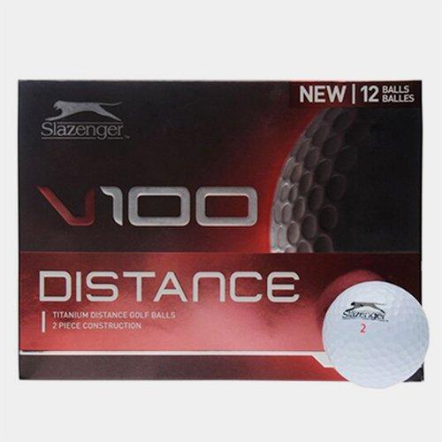 V100 Distance Golf Balls 12 Pack