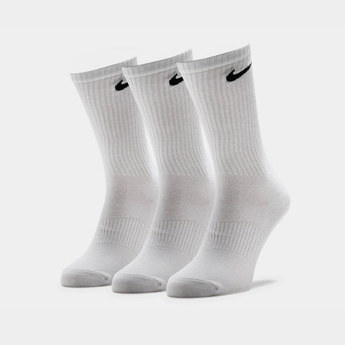3 Pack Lightweight Cotton Crew Socks