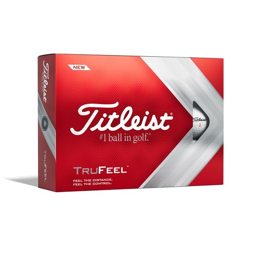 DT TruSoft 12 Pack Golf Balls