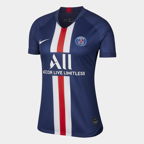 Paris Saint-Germain 19/20 Home Replica Ladies Football Shirt