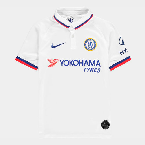 Chelsea 19/20 Kids Away S/S Football Shirt