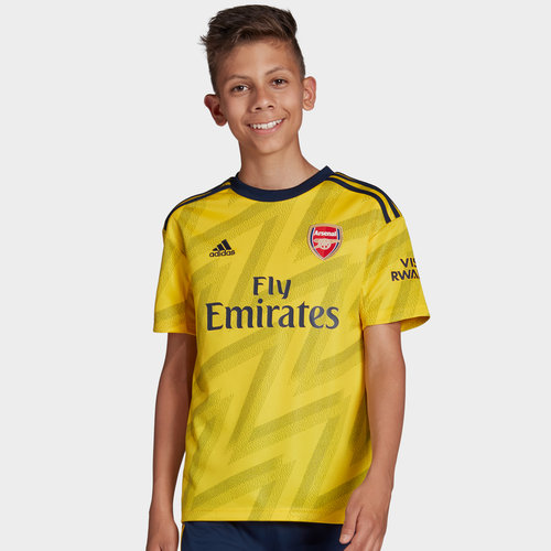Arsenal 19/20 Kids Away S/S Football Shirt