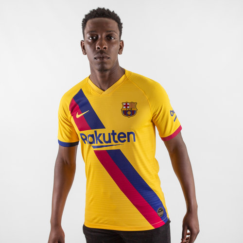 FC Barcelona 19/20 Away Vapor Football Shirt