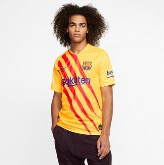 Barcelona Senyera Football Shirt 19/20