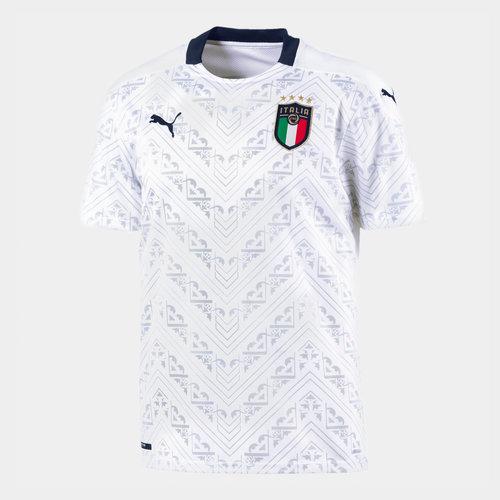 Italy 2020 Away Kids Replica Football Shirt