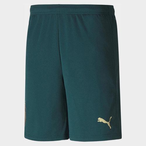 Italy 2020 3rd Football Shorts