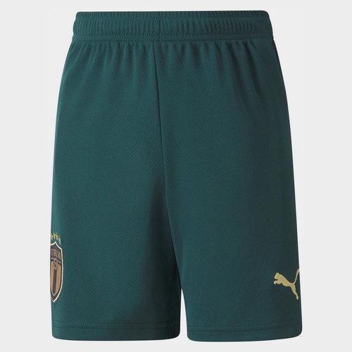 Italy 2020 3rd Kids Football Shorts