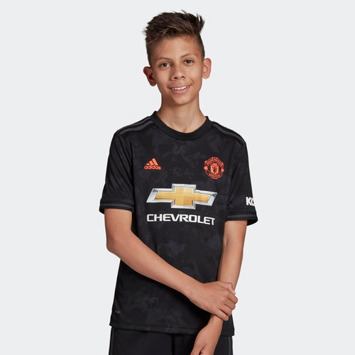 Manchester United 19/20 Kids 3rd S/S Football Shirt
