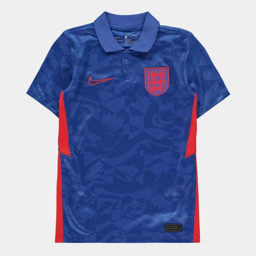 England 2020 Kids Away Football Shirt
