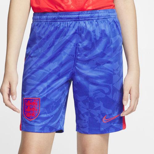 England 2020 Kids Away Football Shorts