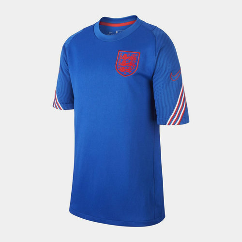 England 2020 Kids Strike Football Top