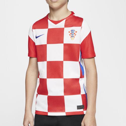 Croatia 2020 Kids Home Football Shirt