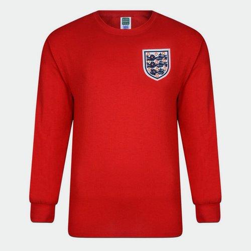 England 1966 Away Shirt Mens