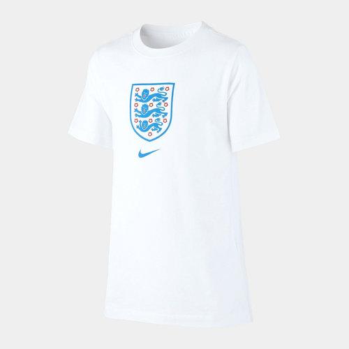England Crest T Shirt 2020 Kids