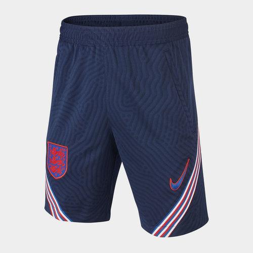 England 2020 Kids Strike Football Shorts