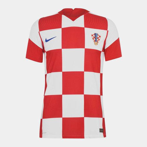 Croatia 2020 Home Authentic Match Football Shirt