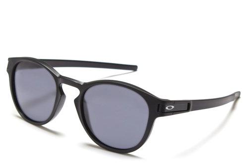Latch 9265 0153 Matte Black Grey Clear Sunglasses
