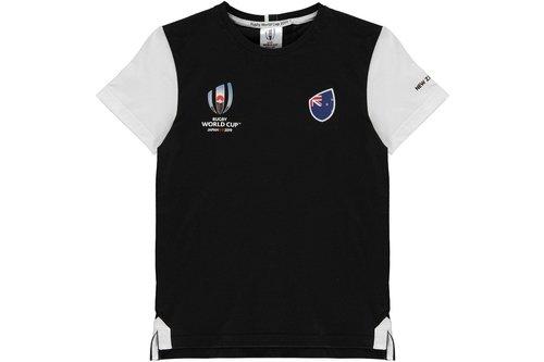 2019 Team Cotton T Shirt Junior Boys