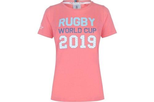 2019 Logo T Shirt Ladies