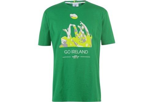 2019 Go Team T Shirt Mens