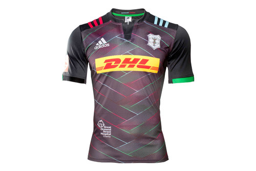 Harlequins BG Junior Rugby Shirt