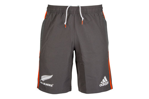 New Zealand All Blacks 2017/18 Woven Rugby Training Shorts